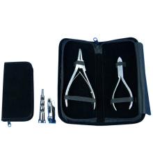 Kit profesional de herramientas de perforación de tatuaje de acero inoxidable 316L