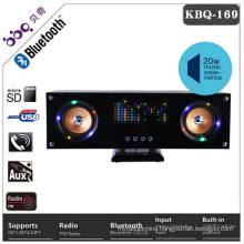 Wholesale 20W subwoofer speaker with usb/sd card/fm