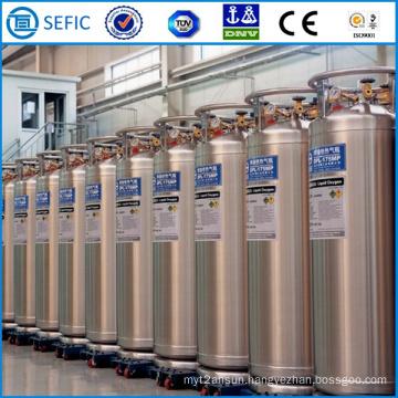 2014 Industrial Used Low Pressure Liquid Dewar Cylinder (DPL-450-175)