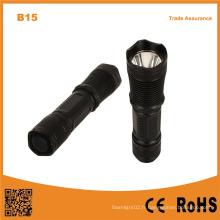 B15 Outdoor Recherche en aluminium Allloy torche torche LED
