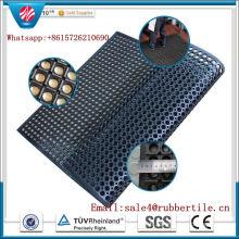 Tapis antidérapants de cuisine antidérapants de plancher en caoutchouc antidérapant et durable