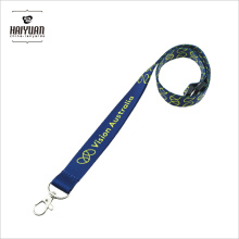 "5/8"" Polyester Lanyard with Customized Logo"