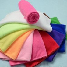 Colorful Plain Dyed Washable Knitted Cooling Towel