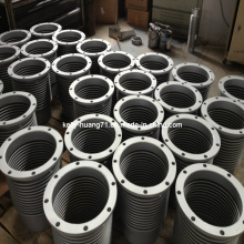 Industrial Expansion Joints with Flange