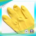 Arbeiten Sie imprägniern Haushalt Handschuhe Prüfung / Garten Latex Handschuhe mit SGS genehmigt