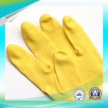 Trabajo impermeable examen / jardín / casa guantes guantes de látex para lavar