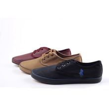 Men Shoes Leisure Comfort Men Canvas Shoes Snc-0215005