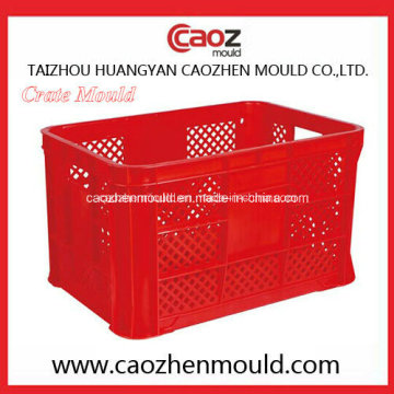 Inyección de plástico de caja media / Turn Over Box molde