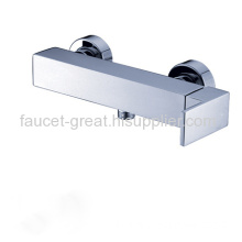 Single Lever Square Shower Mixers
