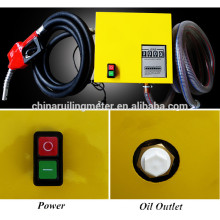 China best manufacturer of portable car diesel pump fuel dispenser
