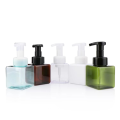 Empty Wholesale 250Ml Colored Plastic Facial Hand Cleanser Foam Pump Bottle Packaging