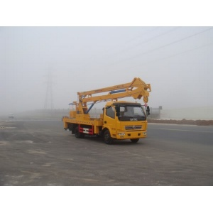 used aerial articulating boom lift truck for sale