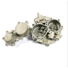 Carcasa de piezas de maquinaria de fundición a presión de aluminio
