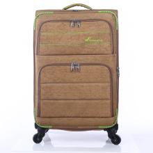 Modern fashion Oxford fabric luggage with TSA lock