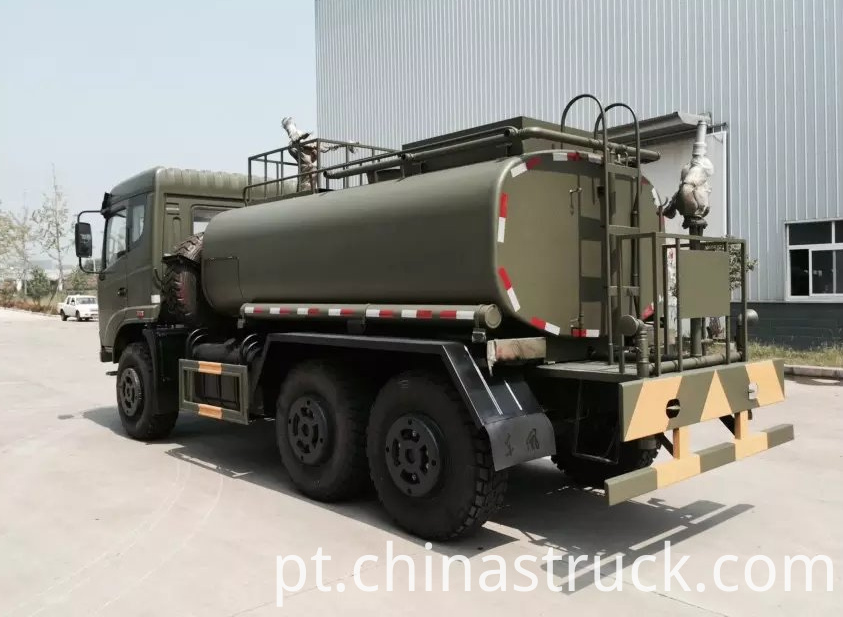 PLA use 6x6 water tank truck 12000 liters