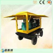 China Factory Preis 30kw37.5kVA Elektrischer Stromerzeuger mit Dieselmotor