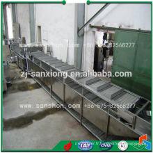 Machine de cuisson des aliments Équipement de cuisine aux fruits et légumes Blancher