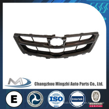 Autopartes auto Parrilla de auto Grille upside paint negro o gris w / o logo para XENIA M80