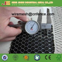 Galvanized Expanded Metal Lath Sheet Used in Building Wall