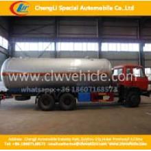 Tri-Achsen Dongfeng 24cbm LPG Tankwagen