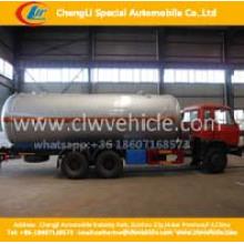 Tri-Axles Dongfeng 24cbm LPG Camion-citerne