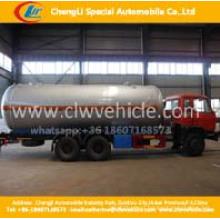 Caminhão de tanque do LPG de Tri-Eixos Dongfeng 24cbm
