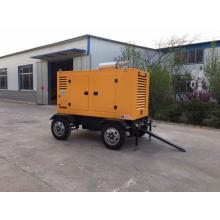 180KVA 4 Räder Portable Generating Set