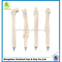 promotional bone novelty pen with many design for selection