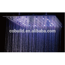 Neues Design Badezimmer Dusche Set mit 16 Zoll LED beleuchteten Duschkopf