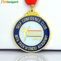 Promotion Custom Cheap Printed Epoxy Medal