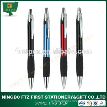 Promotional Retractable Pen Rubber Grip