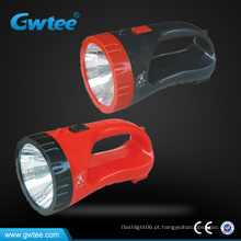 Iluminação exterior brilhante super conduzida recarregável