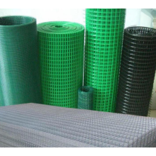 Green Color PVC Coated Welded Wire Mesh