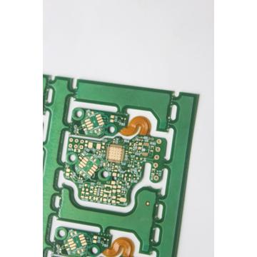styva flex pcb gerber filer