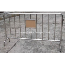 Temporary Modular Fencing Pedestrian Barrier Fence