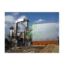 Générateur de fours à expansion de perlite au gaz naturel Top qualité