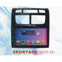 Android 5.1 Accesorios de coche para Sportage con GPS de navegación de coche