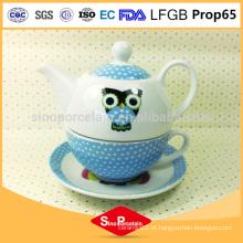 Euro 84/500 porcelana Cerâmica cerâmica bules e copos