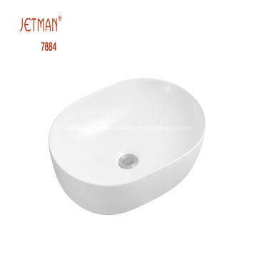 Luxury Bathroom  Rectangular edge Basin