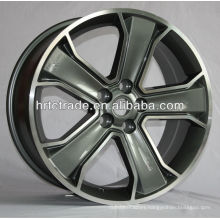 Alloy car wheels/ silver car alloy rim