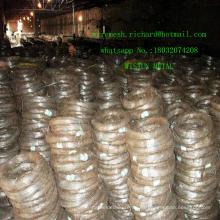 Alambre de alambre de hierro suave de alambre de acero de hierro de la venta directa de fábrica