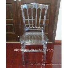 banquet resin napoleon chair