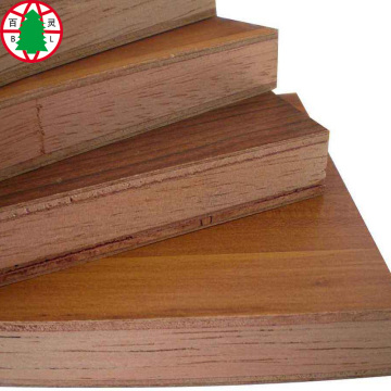 Indonesia falcata core melamine blockboard 18mm