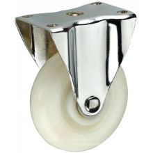 3inch Middle-Size White PP Swivel Caster