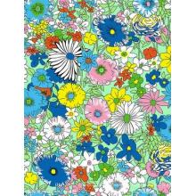 Adhesivo de impresión de pintura de carpeta de caucho