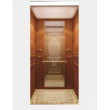 Espejo grabado de acero inoxidable Home Elevator