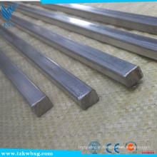 AISI 410 aço inoxidável em aço inoxidável barras quadradas preço por kg