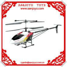 828B Gran helicóptero rc semidesértico de metal de 3CH con giroscopio y vuelo estable y elegante