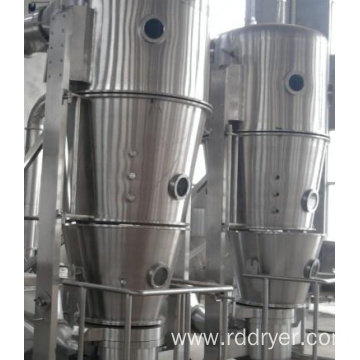 alumina powder fluid bed granulator