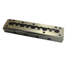 Hardware anodizado de liga CNC de precisão
